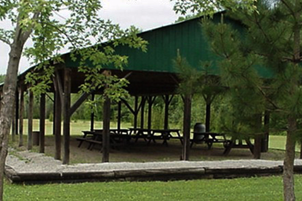 Haid's Hideaway Family Campground Pavilion