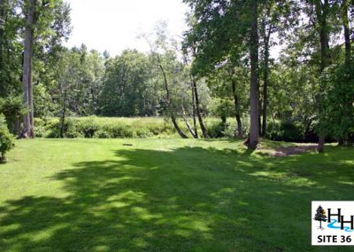 Haid's Hideaway Family Campground - Site 36