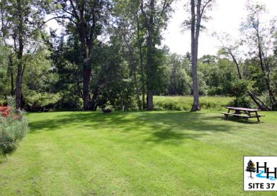 Haid's Hideaway Family Campground - Site 37