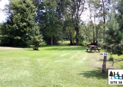 Haid's Hideaway Family Campground - Site 38