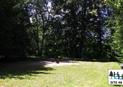 Haid's Hideaway Family Campground - Site 48