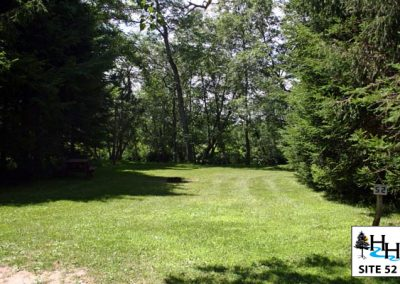 Haid's Hideaway Family Campground - Site 52