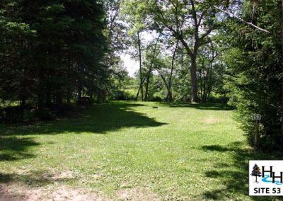 Haid's Hideaway Family Campground - Site 53