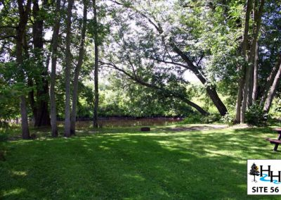 Haid's Hideaway Family Campground - Site 56