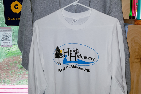 Haid's Hideaway Family Campground Store